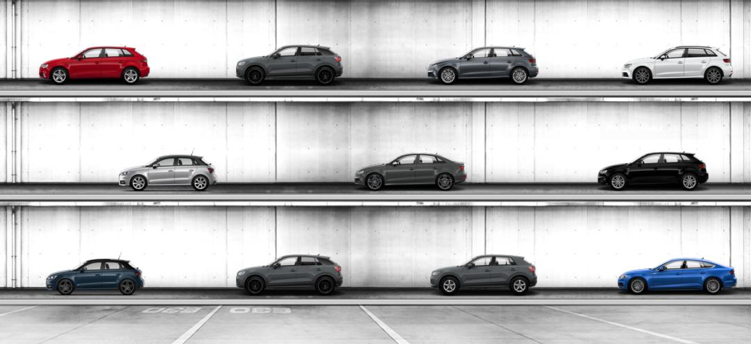 Modelli auto: la scelta offerta da Audi