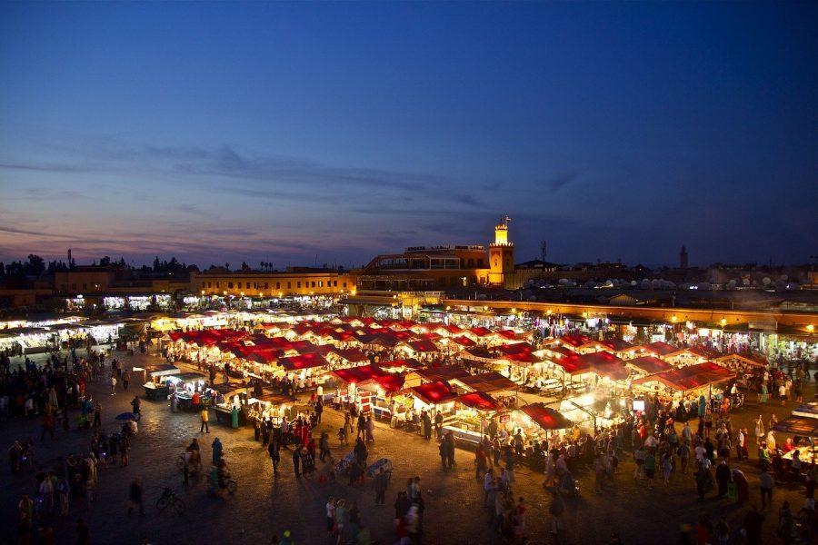Scoprendo la cucina del Marocco attraverso i souk di Marrakech