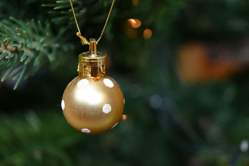 Idee e spunti per un albero di Natale originale